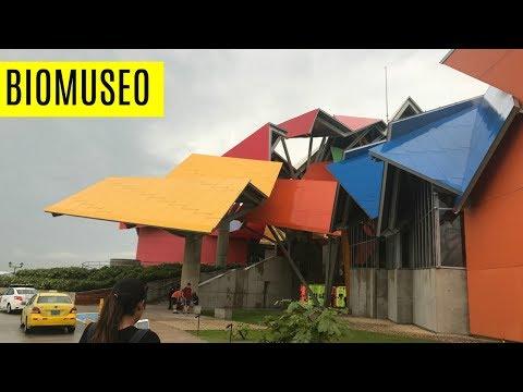 BIOMUSEO PANAMÁ FULL TOUR🇵🇦 - Carla Heilbron
