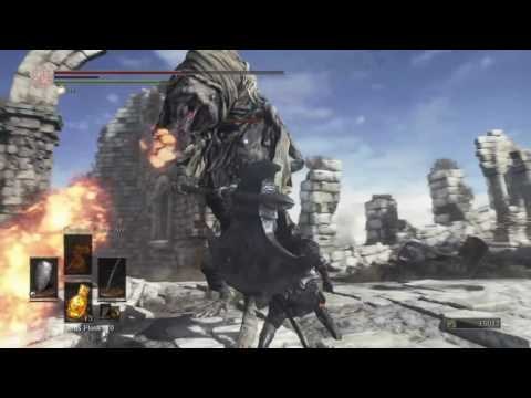 DARK SOULS 3 Dragon Chasers Ashes Location Walkthrough