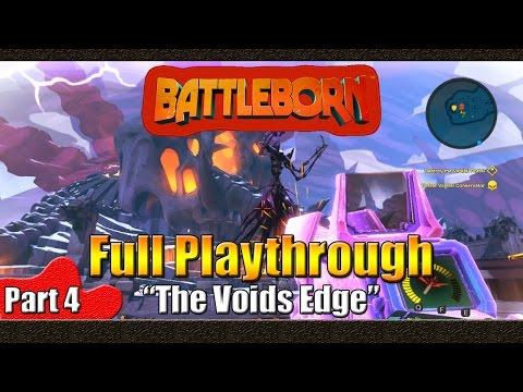 Battleborn | Full Playthrough | Part 4 | The Voids Edge