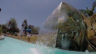 [4k] Amazon Adventure - Raging Waters Water Park (San Dimas, California)