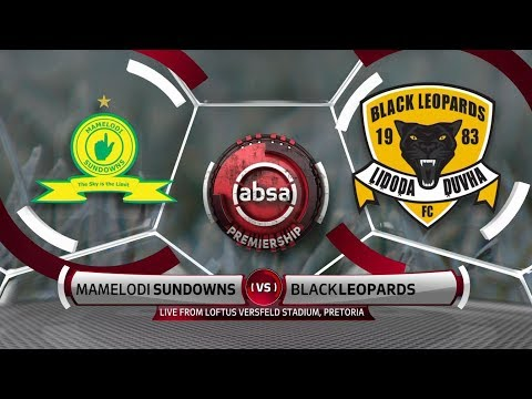 Absa Premiership 2018/19 | Mamelodi Sundowns vs Black Leopards