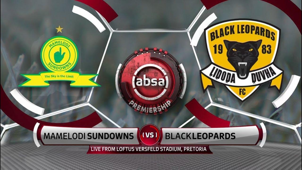 Absa Premiership 2018/19 | Mamelodi Sundowns vs Black Leopards