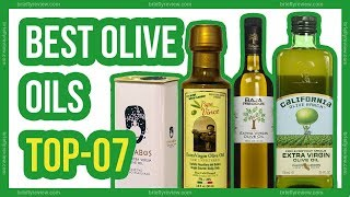 Best olive oils 2018 | 07 Best olive oil in the world