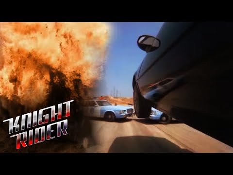 A Race Against Time-Bomb | Knight Rider
