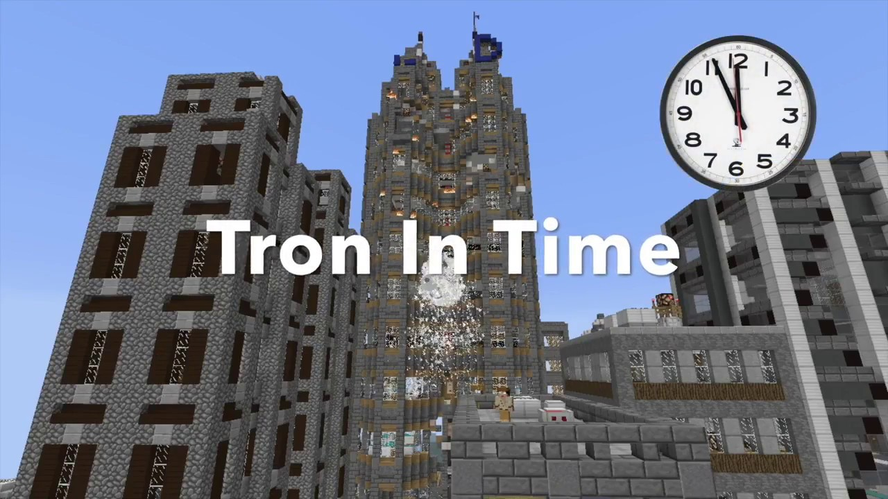 Download Tron In Time [23] Herobrine's Castle