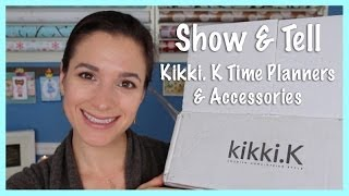 Show & Tell: Kikki. K Time Planners & Accessories Thumbnail