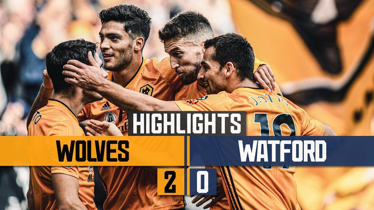 Back to winning ways in the Premier League! Wolves 2-0 Watford | Highlights