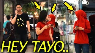 Hey Tayo Prank Part 2! Yudist Ardhana!