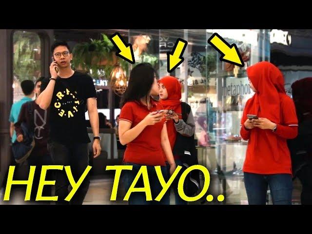 HEY TAYO PRANK PART 2! YUDIST ARDHANA!
