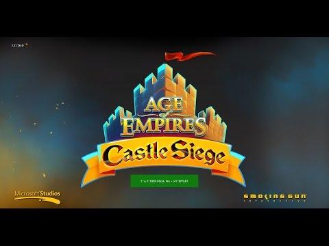 Age Of Empires Castle Siege 歴史決戦 攻略 Ver 121260