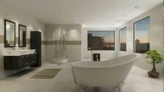"""63"""" Chancellor Double Bathroom Vanity - Espresso"""