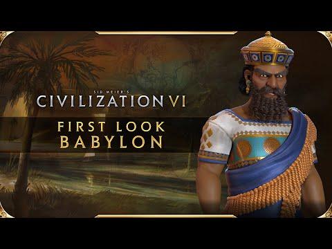 Civilization VI - First Look: Babylon   Civilization VI New Frontier Pass