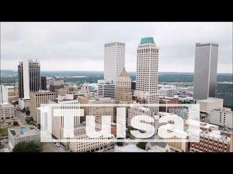Drone Tulsa, Oklahoma