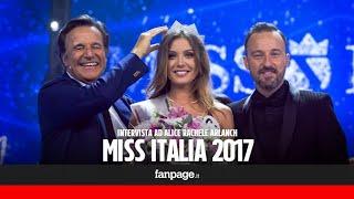 Alice Rachele Arlanch è Miss Italia 2017: