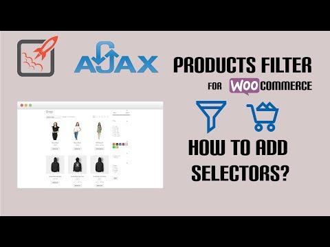 Advanced AJAX Product Filters – WordPress plugin | WordPress org