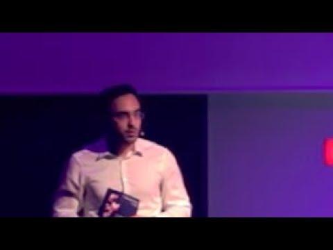 Survivor Greece/ The logic of consent   Orestis Omran & Nikos Theodorakis   TEDxKomotini