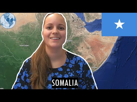 Zooming in on SOMALIA | Geography of Somalia with Google Earth