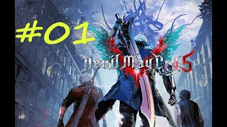 Devil may cry 5  - #01 - Torniamo a giocare - PlayStation 4 Pro