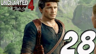 Uncharted 4 A Thief's End Gameplay | Part 28 - TRYING TO HAVE SEX WITH MY WIFE