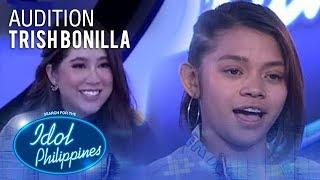 Trish Bonilla - Sirena | Idol Philippines 2019 Auditions