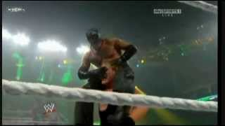 Money In the Bank  2010 Jack Swagger vs Rey Mysterio World Title