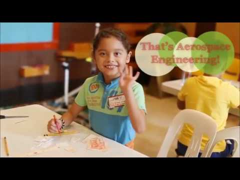 Aerospace Engineering -Engineering For Kids Philippines