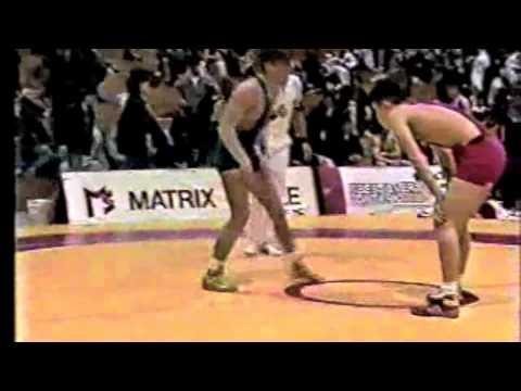 1989 Ontario Espoir Championships: 57 kg Final Todd Lupa vs. Don Collison