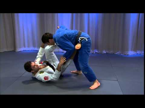 Ryan Hall - Defensive Guard, Strategy, Fundamentals, Building Walls, Sweeps & Submissons