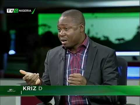 TVC Breakfast 8th Sept 2017 | 12 Banks declare N366bn profit  in 1st quarter of 2017
