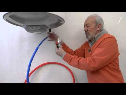 Installer un chauffe-eau Ariston