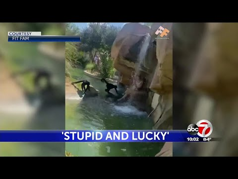 'Stupid-woman-jumps-barrier-into-El-Paso-Zoos-monkey-habitat