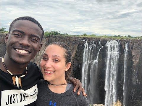 VICTORIA FALLS -- ZIMBABWE TRAVEL VLOG