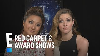Ashley Park & Taylor Louderman Talk