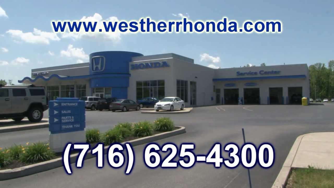 Buffalo Honda Dealer | West Herr Honda Lockport, NY