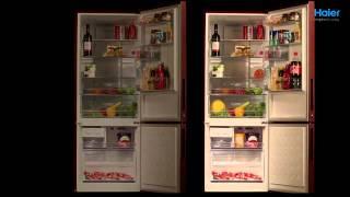 Video Haier BMR- Bottom Mounted Refrigerator download MP3, 3GP, MP4, WEBM, AVI, FLV April 2018