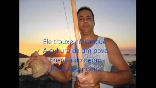 """Cantiga de Capoeira - """"Negro Africano"""" - Instrutor Velho"""