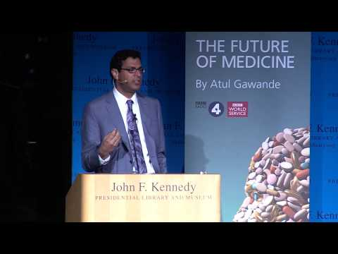 Atul Gawande on Why Doctors Fail