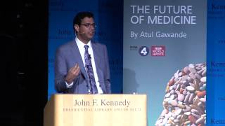 Atul Gawande on Why Doctors Fail