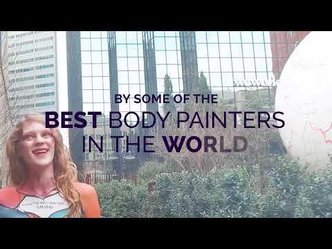 Art Gallery In Downtown Dallas - 2018