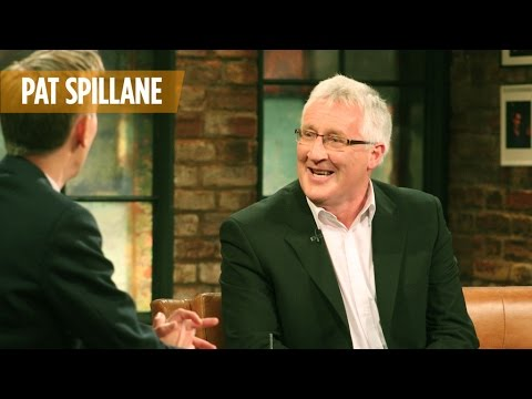 "Pat Spillane on being known as ""a bollocks"" 