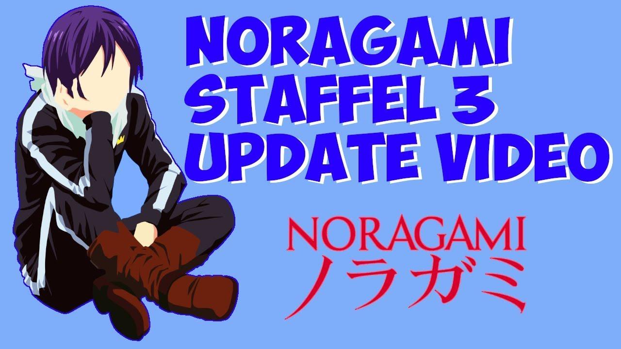 Noragami 3 Staffel