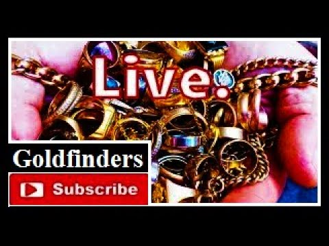 TEN GREAT GOLD FINDS CAPTURED ON CAMERA (Gold Nuggets, Jewelry, Rings & Surprises)