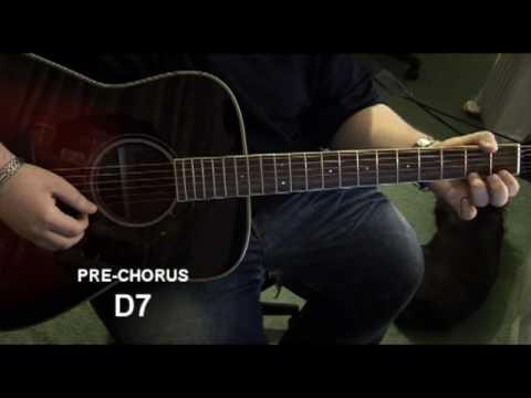 i know acoustic guitar tutorial part a youtube. Black Bedroom Furniture Sets. Home Design Ideas