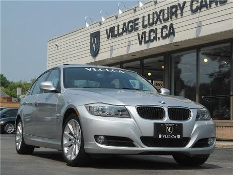 2011 BMW 328i [xDrive] in review - Village Luxury Cars Toronto