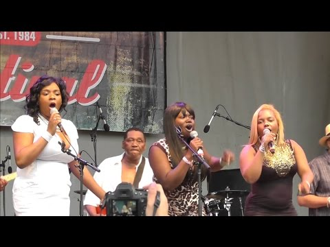 2015 Chicago Blues Festival - Willie Dixon Tribute - 6-14-2015