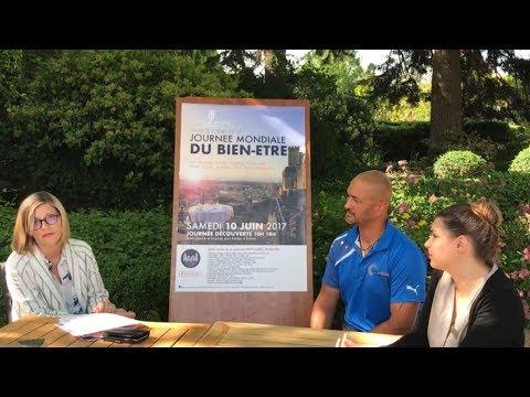 """Résultat de recherche d'images pour """"TV carcassonne journée mondiale du bien etre à la cité de carcassonne"""""""