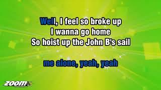The Beach Boys - Sloop John B - Karaoke Version from Zoom Karaoke