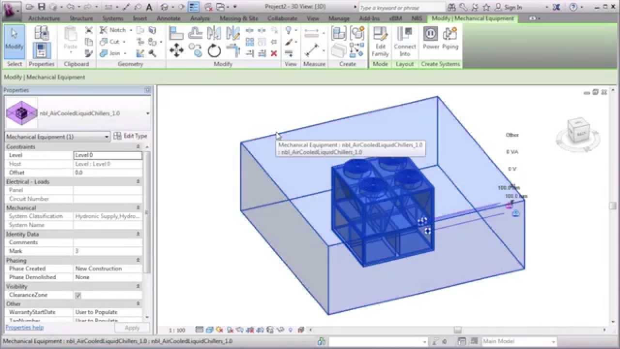 How to use BIM objects from NBS National BIM Library