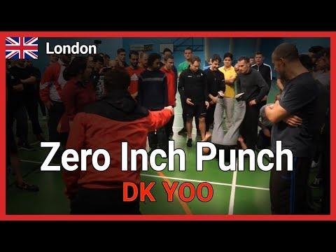 Zero Inch Punch  - DK Yoo in London