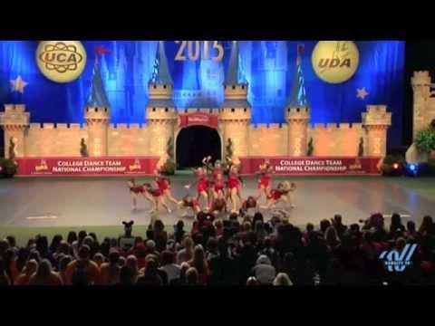 Rutgers University - D1A Jazz Finals UDA Nationals 2015